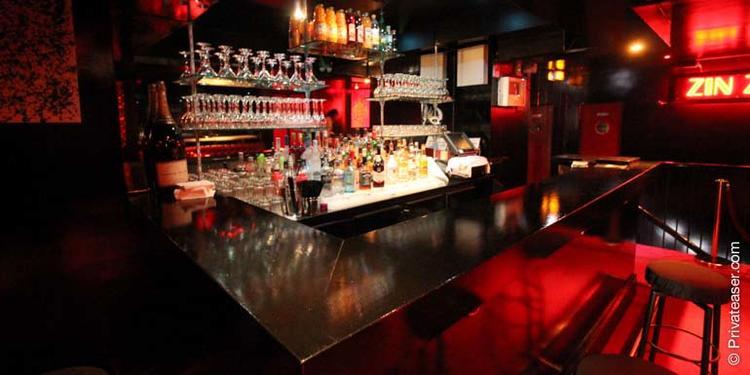 Le Zinzin (FERMÉ), Bar Paris Notre Dame des Champs #0