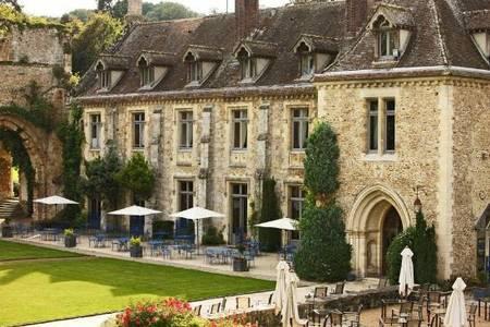 Abbaye des Vaux de Cernay - La Table du Prieur, Restaurant Cernay  #0