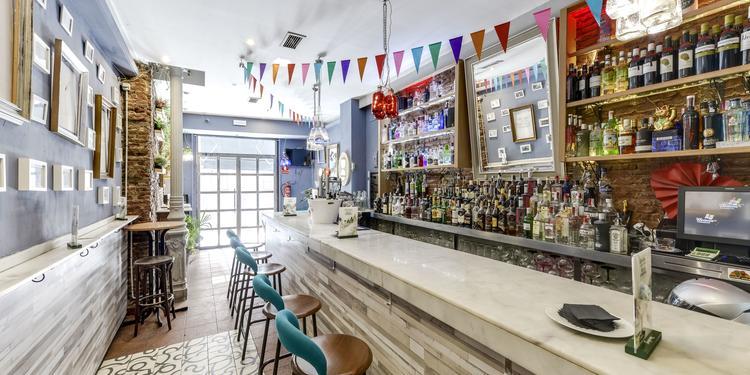 La Pasa Gin Bar, Bar Madrid Malasaña #0