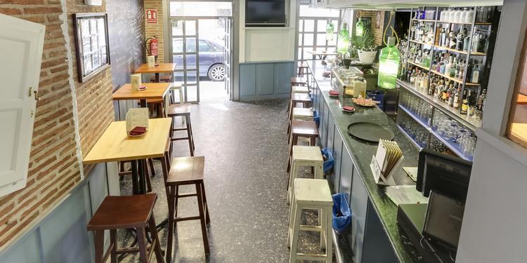 Mango Gin Bar, Bar Madrid Malasaña #5