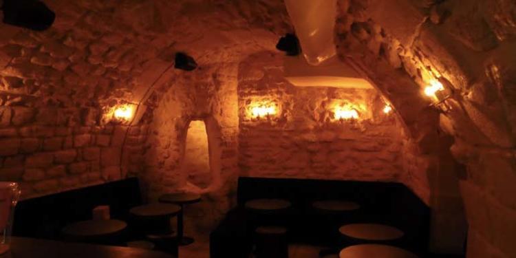 Le petit carré (FERME), Bar Paris Odéon #0