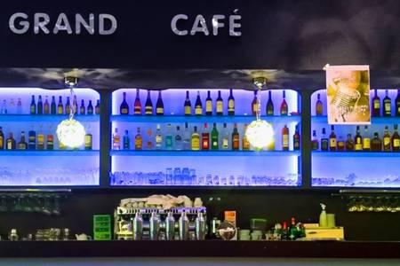 Au Grand Café, Restaurant Le Blanc-Mesnil  #0