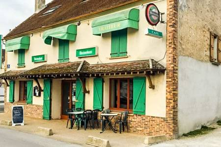 La Chaumière, Restaurant Mouroux  #0