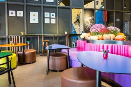 Dock Café, Restaurant Montévrain  #0
