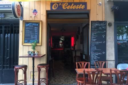 Le O'Celeste, Bar Paris Bastille #0