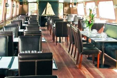 La Péniche, Restaurant Meaux  #0