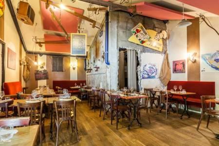 La CaVe, Restaurant Montreuil  #0
