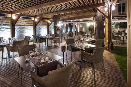 Les Jardins de Villennes, Restaurant Villennes-sur-Seine  #0