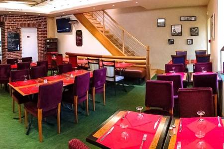 Christopole, Restaurant Saclay  #0