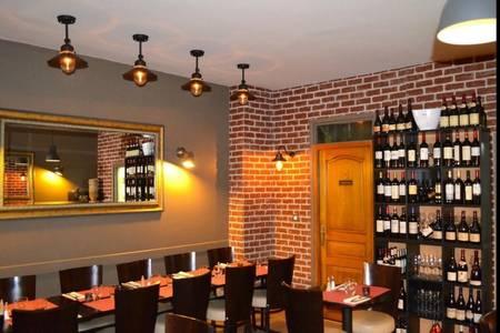 La Puce, Restaurant Saint-Ouen  #0
