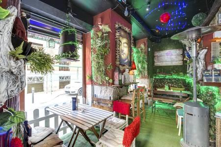 Rústika café Tapas&Gin, Bar Madrid Conde Duque #0