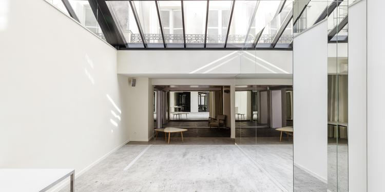 Espace Léon Coeur Marais 7, Salle de location Paris Marais #0