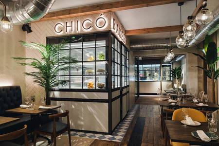Mama Chico, Restaurante Madrid Salamanca #0