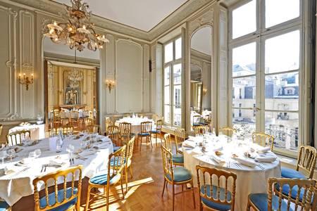 La Maison des Polytechniciens: Salon Lebrun, Salle de location Paris Saint-Thomas d'Aquin #0