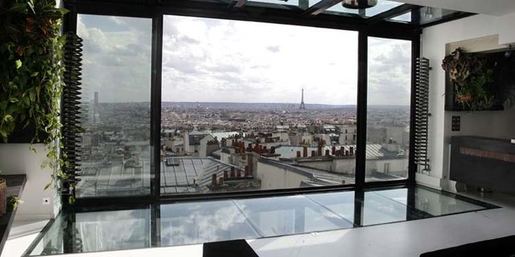 Le Loft Stairway To Heaven, Salle de location Paris Montmartre #1