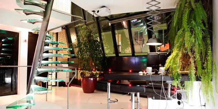 Le Loft Stairway To Heaven, Salle de location Paris Montmartre #3