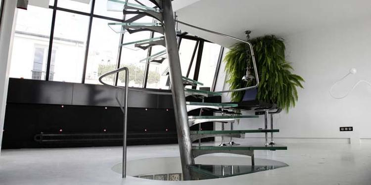 Le Loft Stairway To Heaven, Salle de location Paris Montmartre #7
