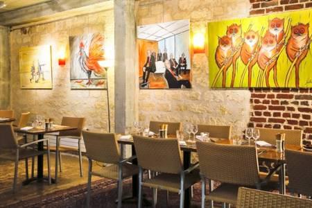 Sous le Porche, Restaurant Auvers-sur-Oise  #0