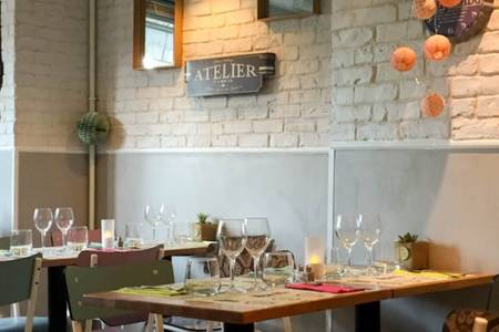 L'Atelier Gourmand, Salle de location Auvers-sur-Oise  #0