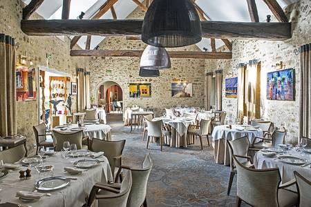 La Table Saint Just, Restaurant Vaux-le-Pénil  #0