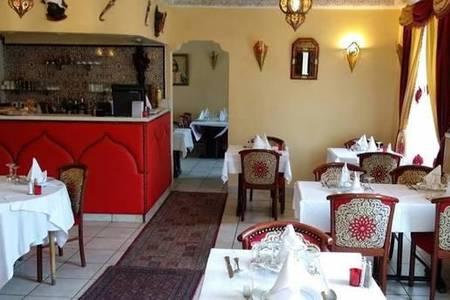 Le Soleil de Marrakech, Restaurant Baulne  #0
