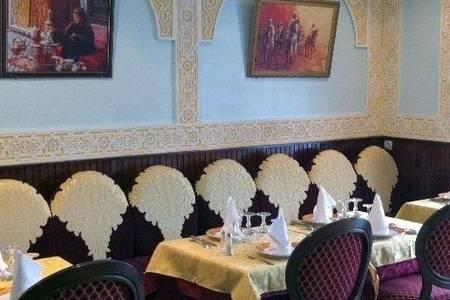 Le Palais Oriental, Restaurant Saint-Chéron  #0