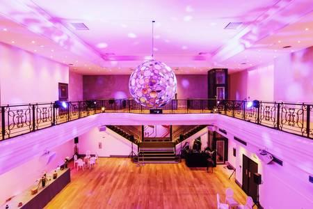 Le Pavillon Wagram, Salle de location Paris Ternes #0