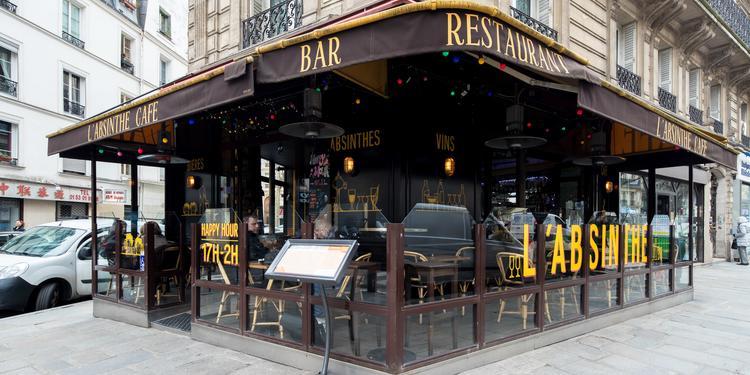L'Absinthe, Bar Paris Arts et Métiers #0