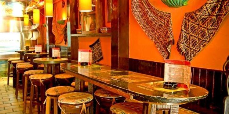 Taquería de Birra Comendadoras, Bar Madrid Chamberí #0