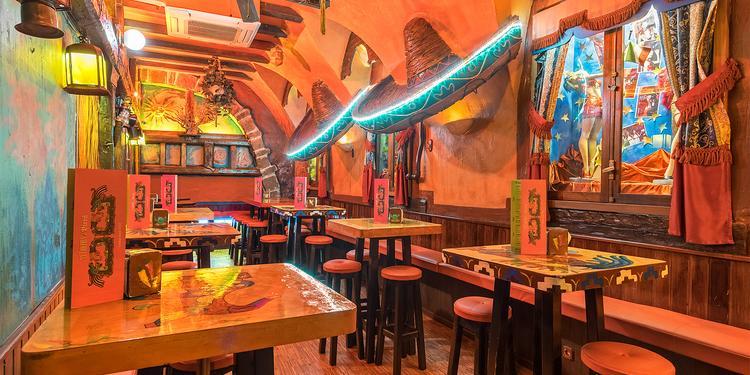 Taquería de Birra Don Pedro, Restaurante Madrid La Latina #1