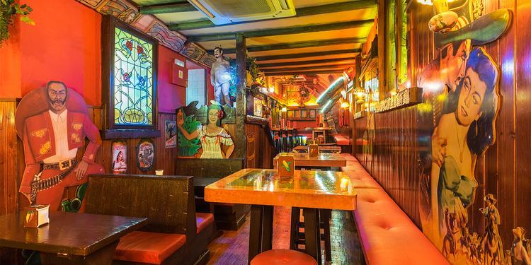 Taquería de Birra Don Pedro, Restaurante Madrid La Latina #2