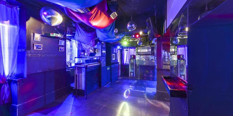 Héroe Bar de los 80, Espacio Madrid Huertas #0