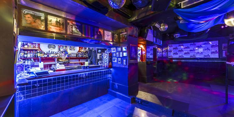 Héroe Bar de los 80, Bar Madrid Huertas #1