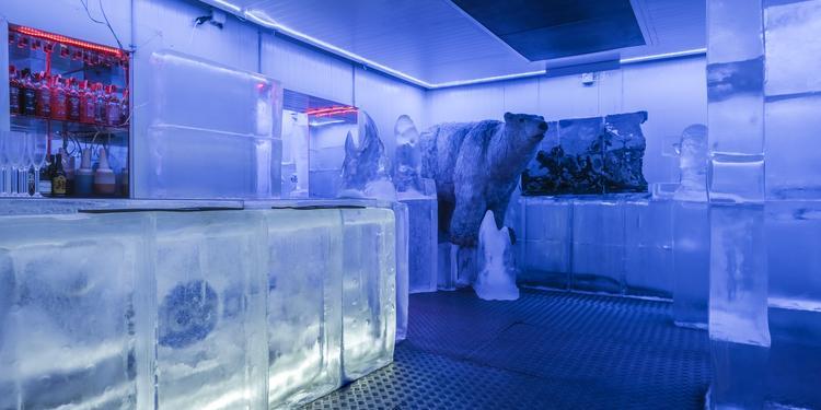 Ice Bar, Espacio Madrid Centro #0