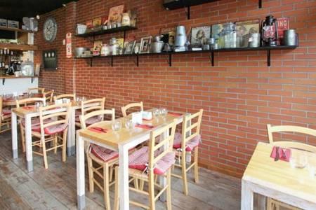 Les Marmottes de Serris, Restaurant Serris  #0