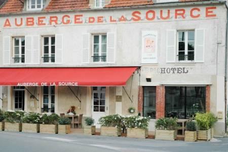 Auberge de la Source, Restaurant Saint-Ouen-sur-Morin  #0