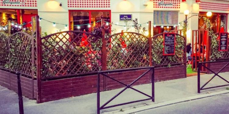 La Guinguette Boulogne, Restaurant Boulogne-Billancourt  #0