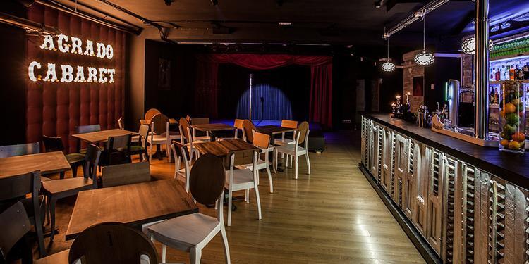 Agrado Cabaret, Sala de alquiler Madrid Malasaña #0