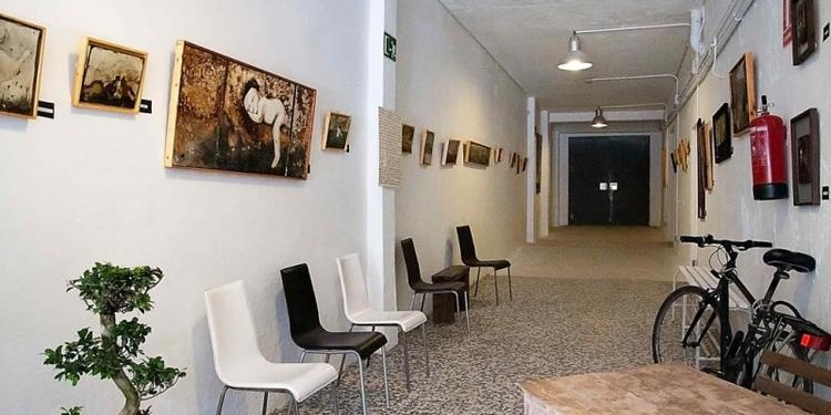 Nave 73, Sala de alquiler Madrid Atocha #0