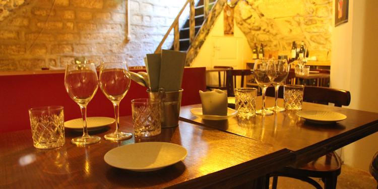 L'Amijoté, Restaurant Paris Roquette, Sainte-Marguerite #0