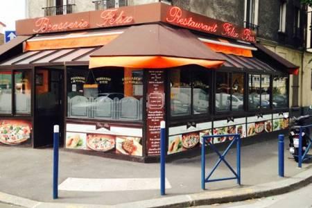 Le Felix, Restaurant Aubervilliers  #0
