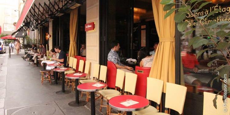 Les Editeurs, Bar Paris Odéon #0
