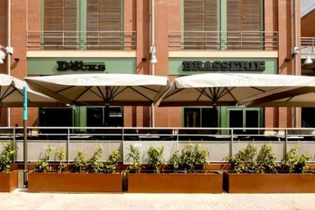 Brasserie Les Docks, Restaurant Aubervilliers  #0