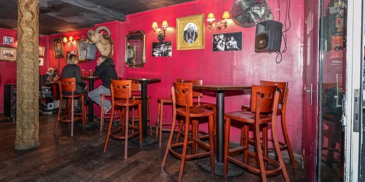 Le Pigalle Country Club, Bar Paris Pigalle #0