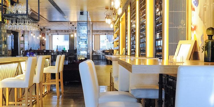 Serrano 100, Restaurante Madrid Salamanca #0