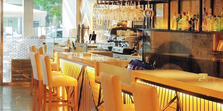 Serrano 100, Restaurante Madrid Salamanca #1