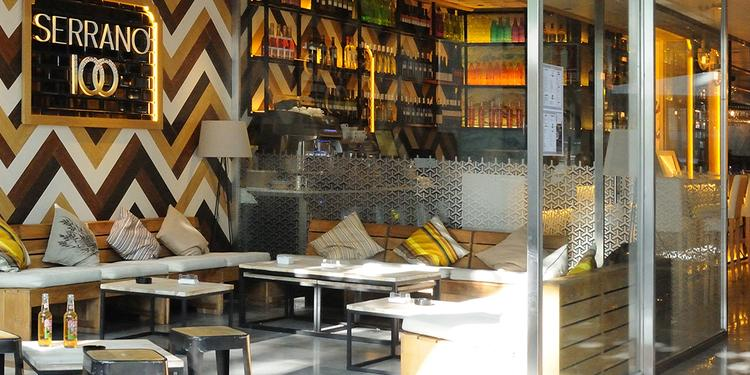 Serrano 100, Restaurante Madrid Salamanca #2