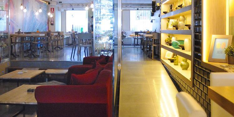 Serrano 100, Restaurante Madrid Salamanca #5