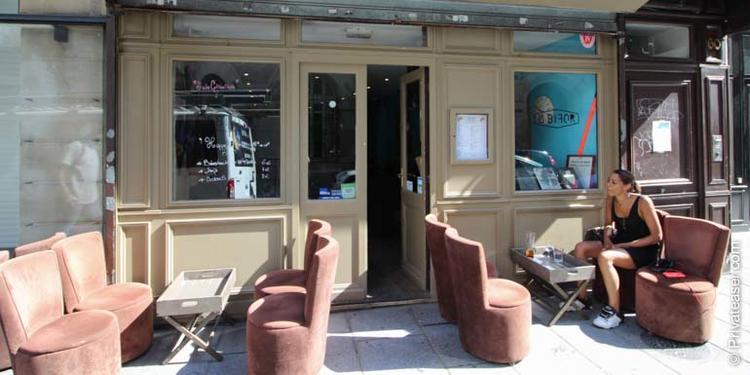 Le Bifor, Bar Paris Châtelet #3
