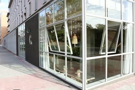 El Gusto es Nuestro, Sala de alquiler Madrid Las Tablas #0